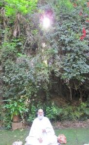 Shiva Shambho en el Jardín 17, 2013