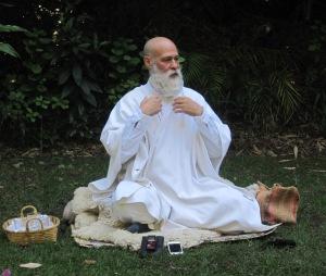 Shiva Shambho en el Jardín 36, 2013
