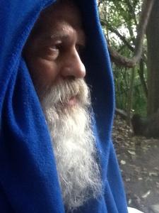 Shiva Shambho en el Jardín, 104