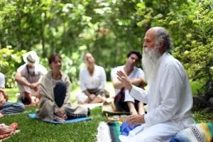 Retiro de Silencio, CasaCuatroRumbos 12, julio 2014