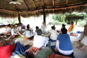 Retiro de Silencio, CasaCuatroRumbos 21, julio 2014