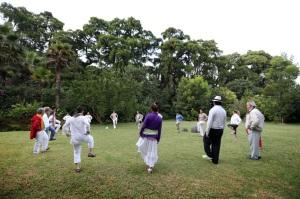 Retiro de Silencio, CasaCuatroRumbos 34, julio 2014
