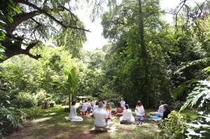 Retiro de Silencio, CasaCuatroRumbos 35, julio 2014