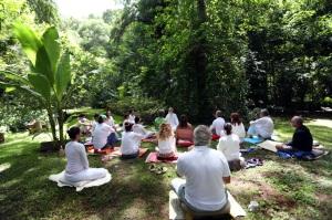 Retiro de Silencio, CasaCuatroRumbos 37, julio 2014