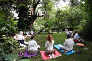 Retiro de Silencio, CasaCuatroRumbos 41 julio 2014
