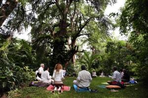 Retiro de Silencio, CasaCuatroRumbos 43 julio 2014