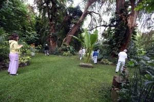 Retiro de Silencio, CasaCuatroRumbos 44 julio 2014
