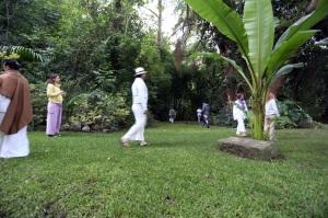 Retiro de Silencio, CasaCuatroRumbos 45 julio 2014