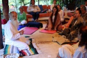 Retiro de Silencio, CasaCuatroRumbos 9, julio 2014