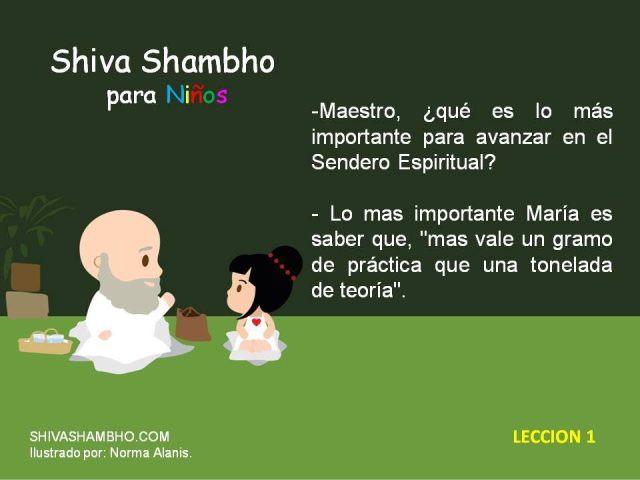 A Shiva Shambho Niños 1