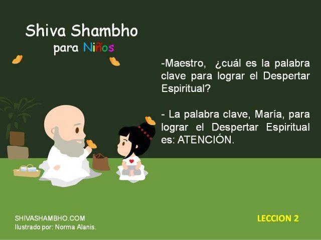 A Shiva Shambho Niños 2