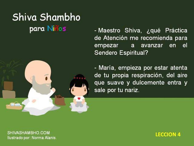 A Shiva Shambho Niños 4